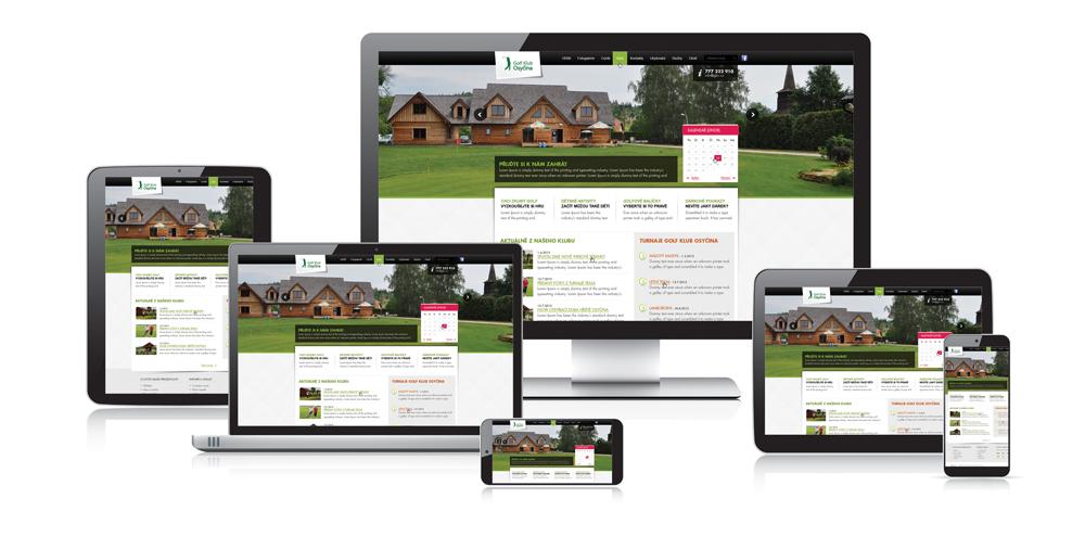 Tvorba www stránek a internetových obchodů