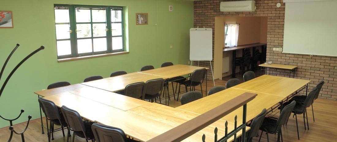 Konferenční místnost VIA IRONIA